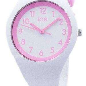 Reloj OLA Candy blanco cuarzo pequeño 014426 infantil de hielo