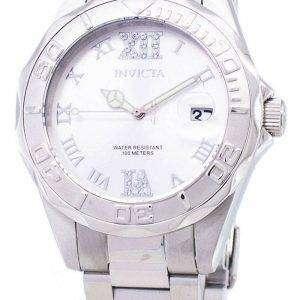 Reloj Invicta Pro Diver 12851 cuarzo analógico 200M femenino
