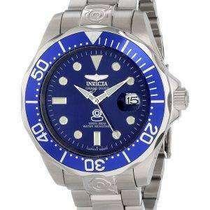 Reloj Invicta Pro Diver colección Grand Diver automático 300M 3045 de los hombres
