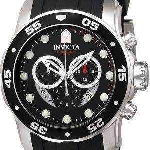 Reloj Invicta Pro Diver Cronógrafo cuarzo 100M 6977 de los hombres