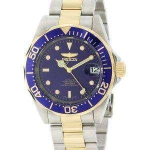 reloj invicta Pro Diver 200M automático dos tono INV8928/8928 hombres