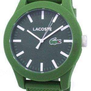 Lacoste 12.12 LA 2010763 cuarzo analógico reloj de Men
