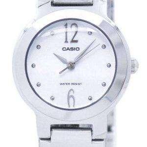 Reloj Casio analógico cuarzo LTP-1191A-7A LTP1191A-7A femenino