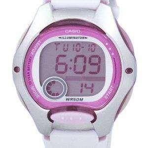 Casio Digital deportes iluminador LW-200-7AVDF reloj de mujeres