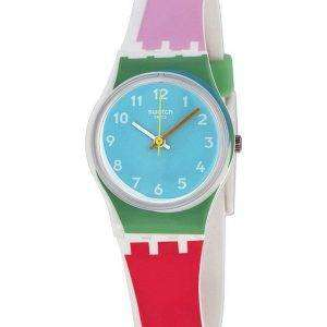 Swatch Originals De Travers cuarzo LW146 Watch de Women