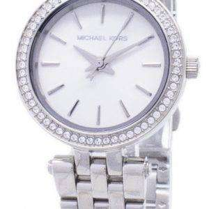 Michael Kors Darci Petite acero inoxidable cristales MK3294 reloj de mujeres