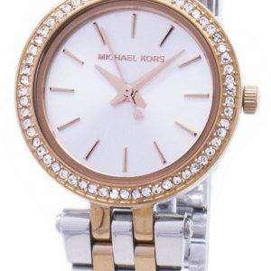 Reloj Michael Kors Darci plata Dial MK3298 de las mujeres