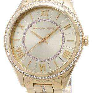 Michael Kors Lauryn allanar cuarzo MK3719 Watch de Women