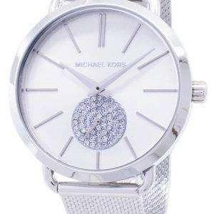 Michael Kors Portia cuarzo diamante acento MK3843 Watch de Women