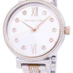 Reloj Michael Kors Sofie MK3880 cuarzo analógico de la mujer