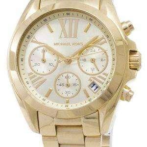 Reloj Michael Kors Cronógrafo Bradshaw MK5798 femenina