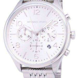 Reloj Michael Kors Merrick MK8637 cronógrafo de cuarzo de los hombres