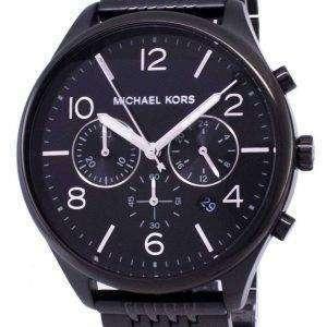 Reloj Michael Kors Merrick MK8640 cronógrafo de cuarzo de los hombres