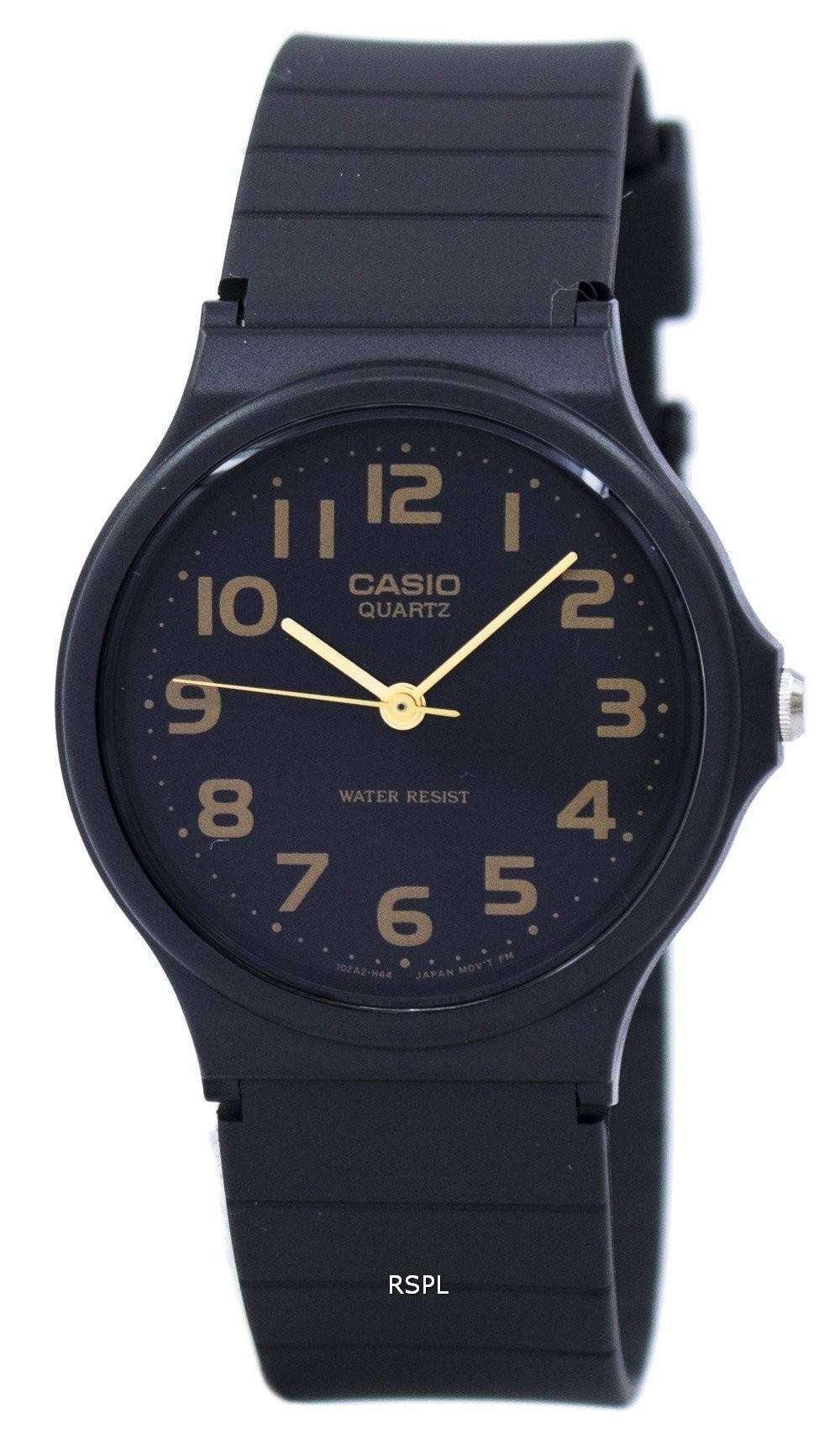 ef9acb57d1f8 Reloj Casio clásico cuarzo correa negra MQ-24-1B2LDF MQ-24-1B2L de ...