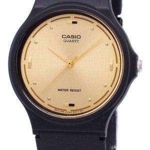 Reloj de Casio cuarzo Enticer analógico Dial oro MQ-76-9ALDF MQ-76-9AL hombres