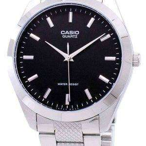 Reloj Casio cuarzo analógico Dial azul radiante MTP-1274D-1ADF MTP-1274D-1A hombre