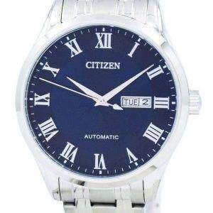NH8360 autom√°tica-80 reloj de Men L ciudadano