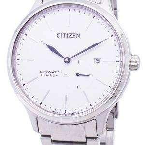 Ciudadano Super titanio autom√°tico NJ0090-81A Watch de Men