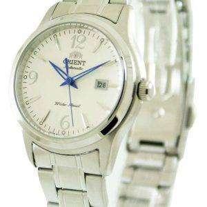 Orient automático Charlene White Dial NR1Q005W reloj de mujeres