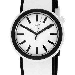 Swatch Originals Popmoving analógico cuarzo PNW100 Watch de Men