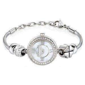 Morellato gotas cuarzo diamante Acentos R0153122589 Watch de Women