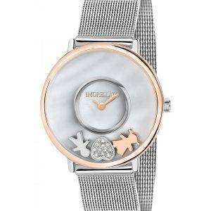 Acentos de diamante de Morellato cuarzo R0153150508 Watch de Women