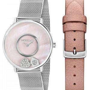 Acentos de Morellato Vita diamante de cuarzo R0153150509 Watch de Women