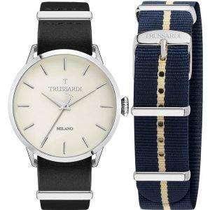 Trussardi T-evolución cuarzo R2451123007 Watch de Men