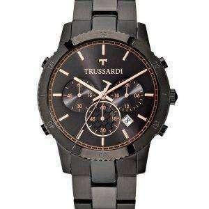 Trussardi T-estilo cronógrafo de cuarzo R2473617001 Watch de Men