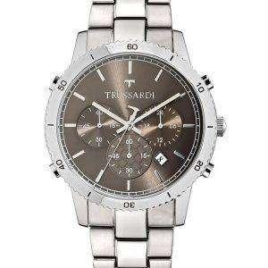Trussardi T-estilo cronógrafo de cuarzo R2473617003 Watch de Men