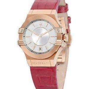 Maserati Potenza analógico cuarzo R8851108501 Watch de Women