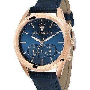 Maserati Traguardo cronógrafo de cuarzo R8871612015 Watch de Men