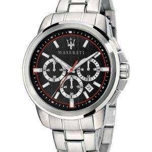 Maserati Successo R8873621009 cronógrafo de cuarzo reloj de Men