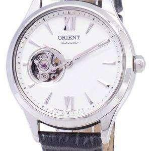 Corazón abierto analógico Orient automático Japón de RA-AG0025S00C Watch de Women