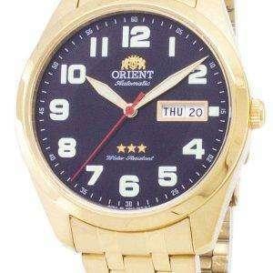 Oriente 3 estrellas SAB0C004B9 Japón automático reloj de hombre
