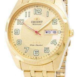 Oriente 3 estrellas SAB0C005C8 Japón automático reloj de hombre