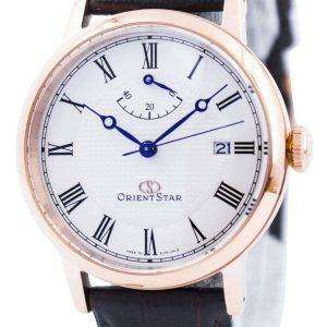 Orient Star Power automático clásico elegante reserva SEL09001W EL09001W Watch de Men
