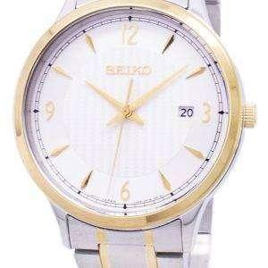 Reloj Seiko cl√°sico cuarzo SGEH82 SGEH82P1 SGEH82P de los hombres