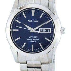 Reloj de Seiko zafiro SGG717P1 SGG717 SGG717P hombres