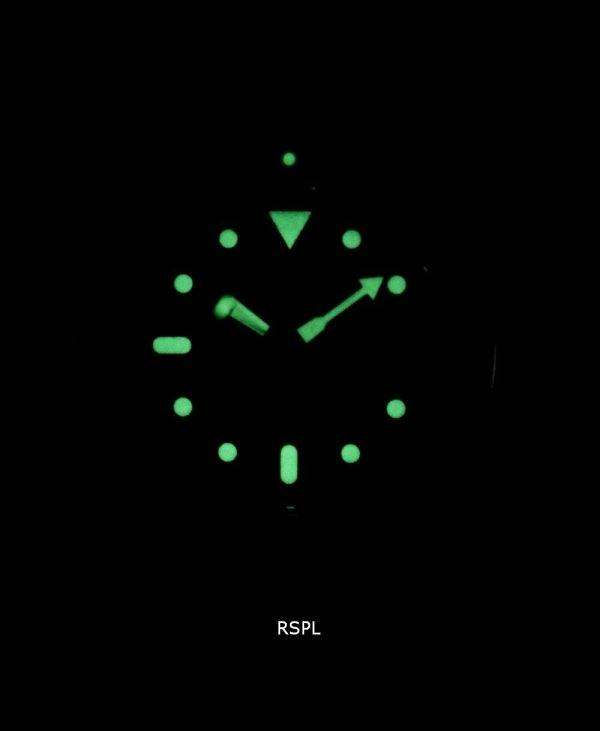 Reloj lona correa SKX007J1-NS1 200M de los hombres de Seiko Automatic Diver