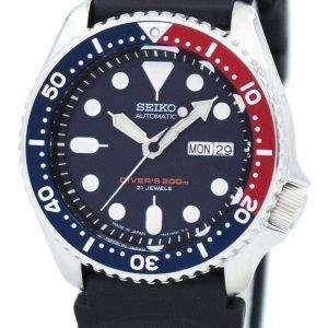 De Seiko Automatic Diver 200 m en Japón SKX009J1 SKX009J