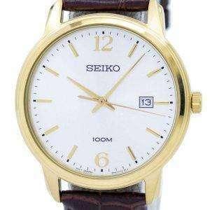 Reloj Seiko Neo Classic cuarzo SUR266 SUR266P1 SUR266P de los hombres