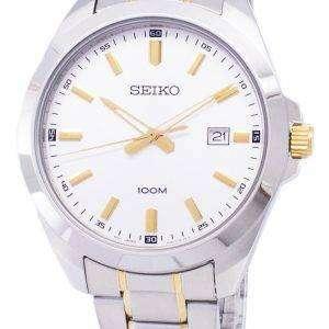 Reloj analógico Seiko cuarzo SUR279 SUR279P1 SUR279P de los hombres