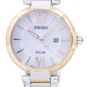 Seiko Solar SUT156 SUT156P1 SUT156P Watch de Women