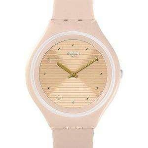 Reloj Unisex Swatch Big Skinskin analógico cuarzo SVUT100
