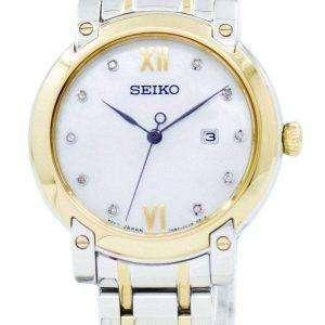 Reloj Seiko cuarzo SXDG84 SXDG84P1 SXDG84P de las mujeres