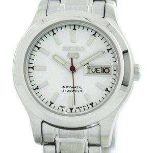 Reloj Seiko 5 automático 21 rubíes SYMD87 SYMD87K1 SYMD87K de las mujeres