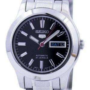 Seiko 5 Sports Automatic 21 joyas SYMD95 SYMD95K1 SYMD95K reloj de mujeres