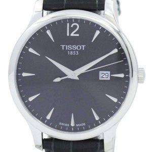 Tissot T-Classic tradición cuarzo T063.610.16.087.00 T0636101608700 Watch de Women