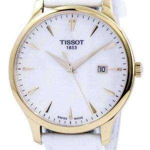 Tissot T-Classic tradición T063.610.36.116.00 T0636103611600 reloj de hombres